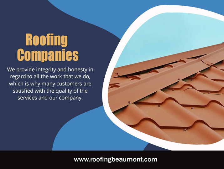 Beaumont Roofing Companies